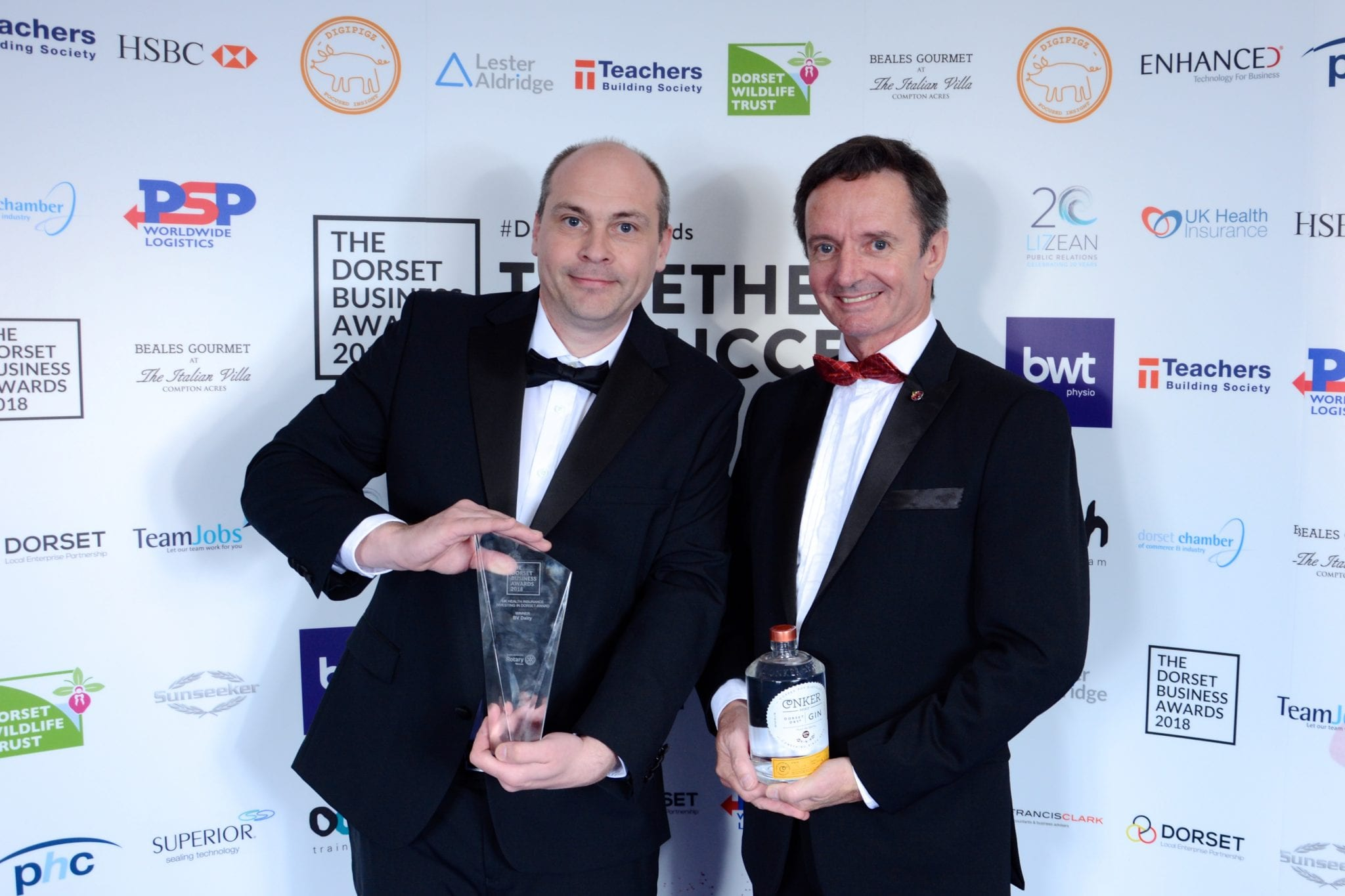UK HEALTH INSURANCE INVESTING IN DORSET AWARD WINNER BV Dairy