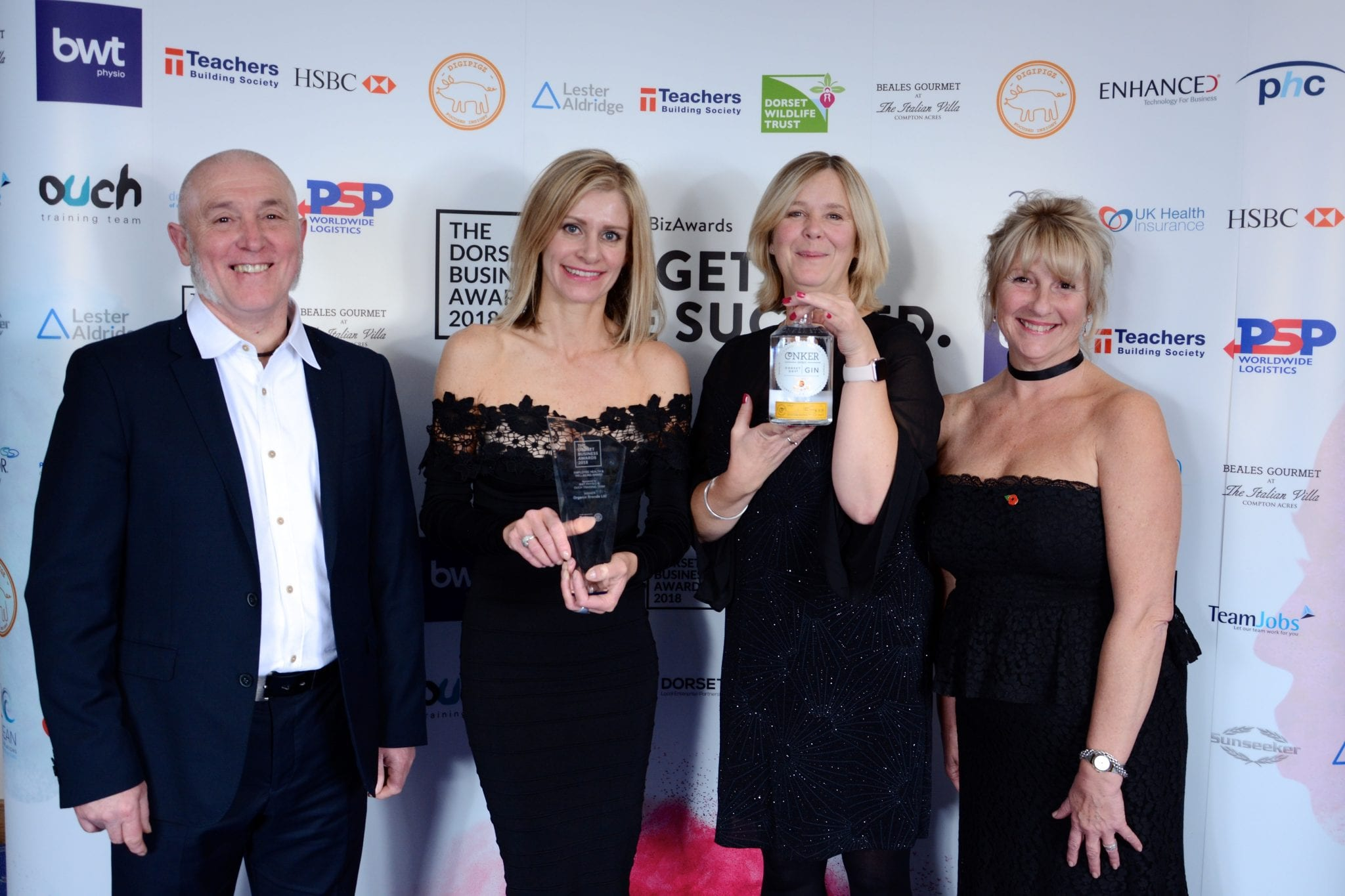 EMPLOYEE HEALTH AND WELLBEING AWARD WINNER