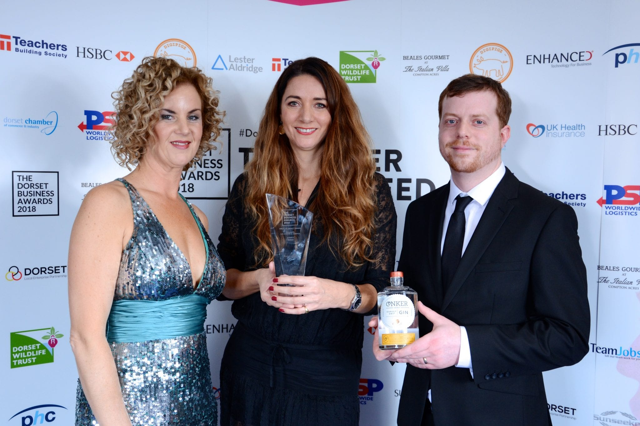 CREATIVE IMPACT AWARD WINNER Sponsored by Liz Lean PR & Digipigz Salad / Commonwealth Games England Website