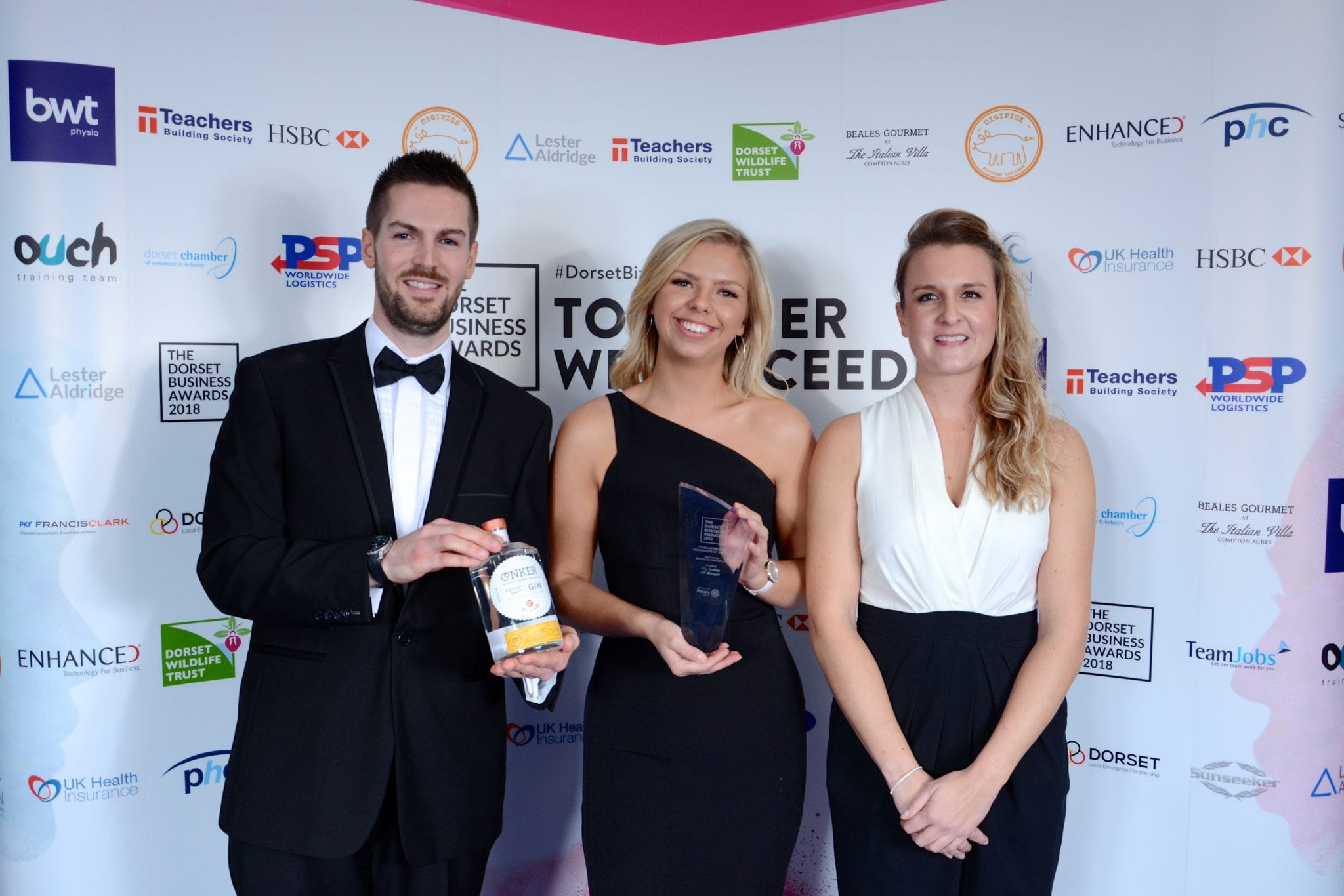 YOUNG APPRENTICE AMBASSADOR OF THE YEAR WINNER Sponsored by Superior Tilly Cuttler / J.P Morgan